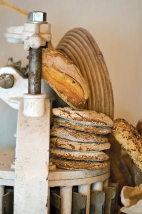 il de pain food photography