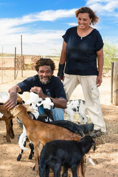 Karoo Goat Farmer