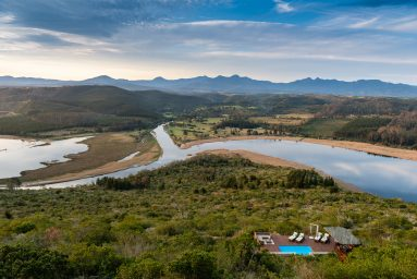 Hotel and Lodge photography South Africa Garden Route
