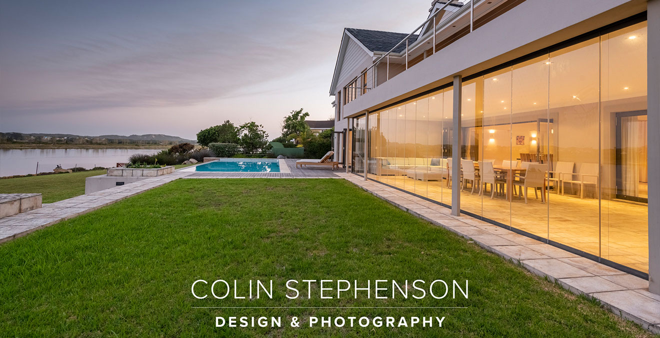 Colin Stephenson Specializes In Real Estate Photography
