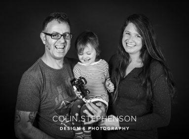 Studio Portrait Photography, Garden Route